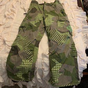 Youth Large Burton Ski Pants